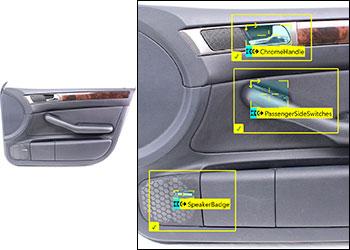 Cognex In-Sight ViDi Automotive Assembly Verification