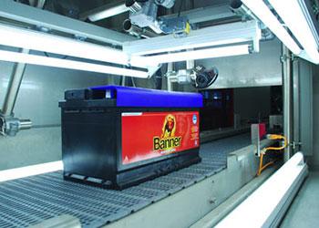 Battery Inspection
