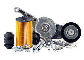 automotive kitting components