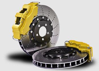 Automotive disc brakes