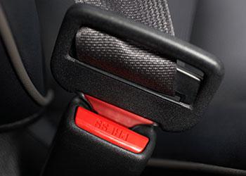 Seatbelt Component Inspection
