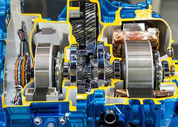Automotive Transmission Assembly Inspection