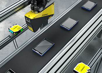 Post-assembly verification using Cognex 3D laser scanners