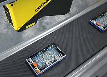 Electronics pre-assembly insertion check using Cognex 3D laser profiler