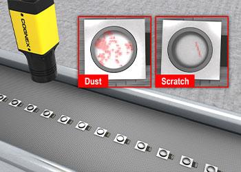 Camera Module Surface Inspection
