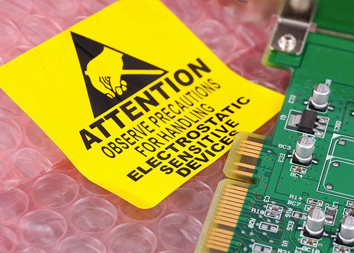 Electrostatic Sensitive Device