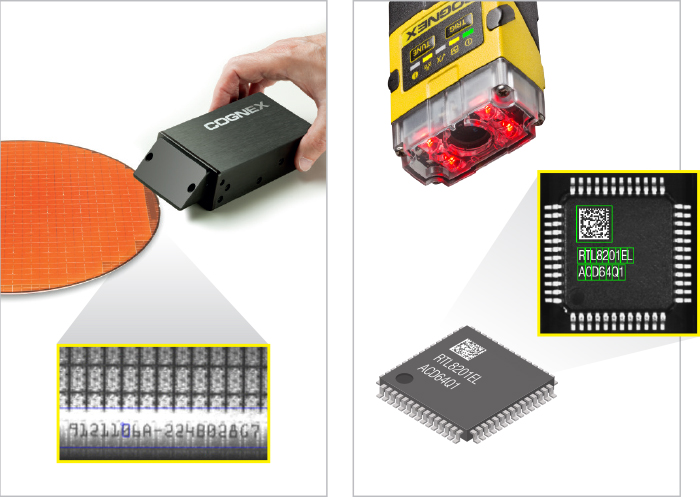 Wafer and IC Package Identification