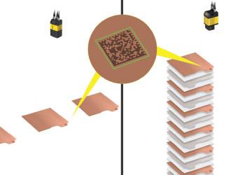 EV Battery Assembly 2D Code Reading