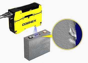 EV Battery Cap Welding Guidance and Inspection