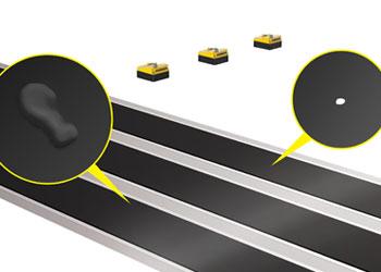 Electrode EV Battery Coating Quality Inspection