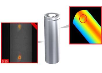 EV Battery Cylinder Inspection
