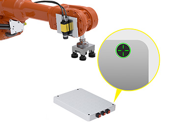 EV Battery M&P Assembly and Cable Connector Guidance with Guided Robotics