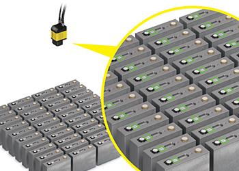 EV Battery Module & Pack System Bulk Code Reading