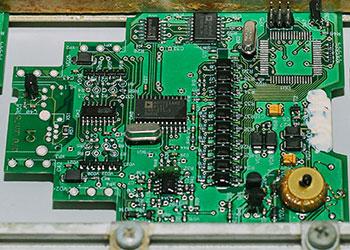 Electric vehicle power electronics