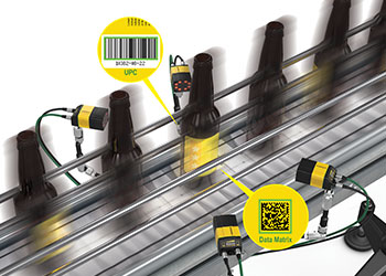 High speed barcode reading