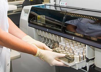Cognex In-Vitro Diagnostics Lab Automation