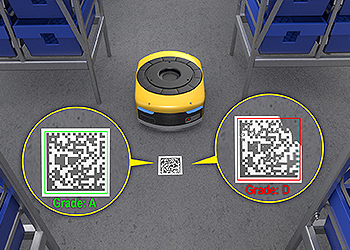 2D Barcode-based Robotic Guidance