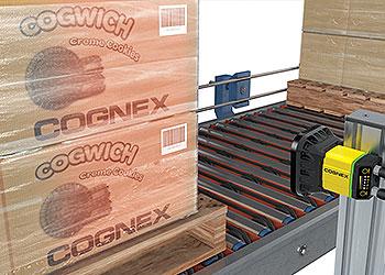 logistics applications cognex
