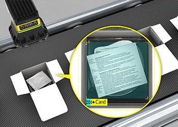 vérification des cartes d'implant à destination des patients