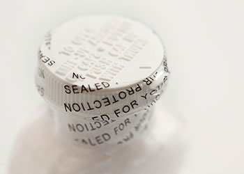 pharmaceutical protection seal shrink wrap