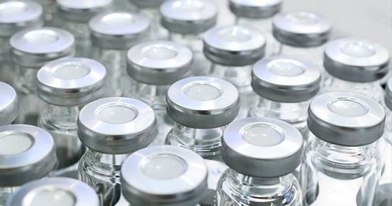 Crimp vials