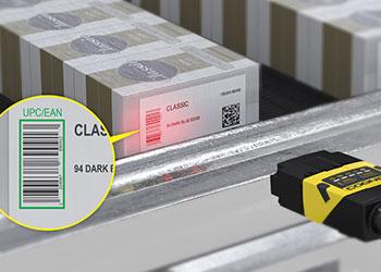 Cigarette Pre-shipment Verification of 1d Barcode using Dataman 260