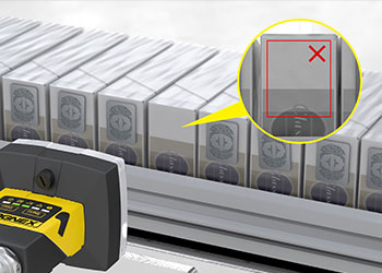 Cigarette Tax Stamp Detection insight identifies missing tax stamp