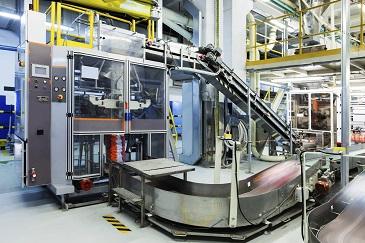 Industrielle Bildverarbeitung in intelligenten Fabriken
