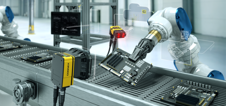 Industry 4.0 and Machine Vision