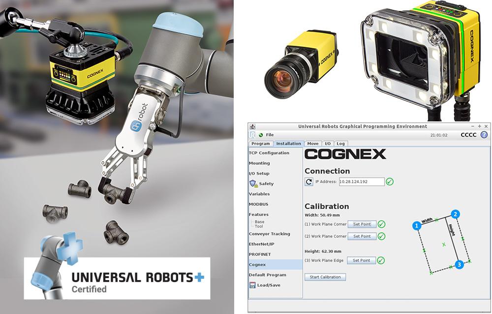 Cognex URCaps Solution