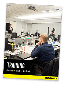 cognex training guide pdf preview