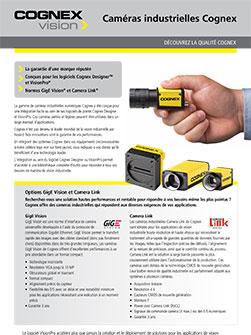 Cognex Industrial Cameras Datasheet