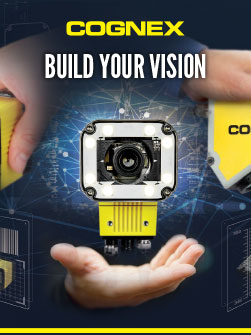 Cognex Product Guide build your vision hand with different cognex cameras