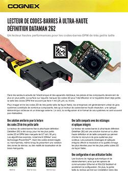 DataMan 262 Datasheet