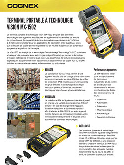 MX-1502 Datasheet