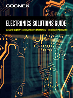 Electronics Solutions Guide