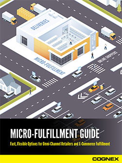 Micro-Fulfillment Ecommerce Solutions Guide Cover