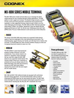 MX-1000 Mobile Terminal Document