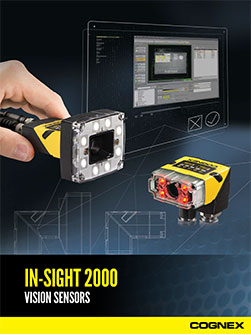 Vision Sensors Product Guide