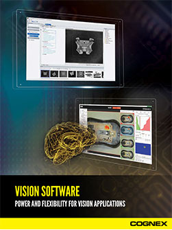 Vision Software Product Guide