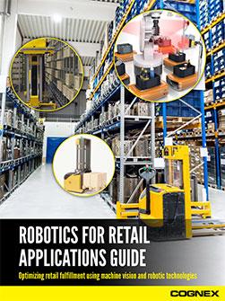 Robotics for Retail Applications Guide