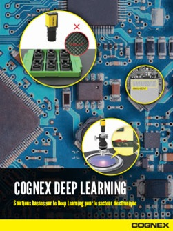 Cognex Deep Learning Electronics Applications Guide