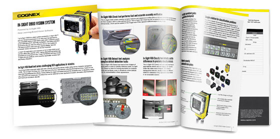In-Sight D900 Vision System datasheet