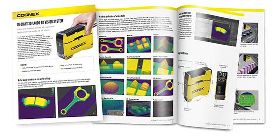 In-Sight 3D-L4000 datasheet