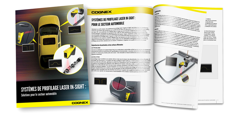 In-Sight Laser Profiler Solutions for the Automotive Industry