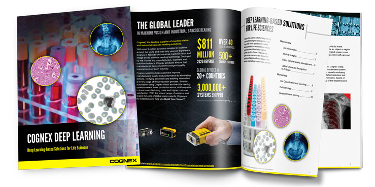 Cognex Deep Learning Life Science Applications Guide