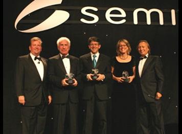 cognex company history founders winning Semiconductor Manufacturers International 2005 SEMI Award
