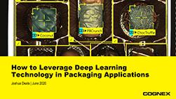 deep learning packaging applications Webinar Thumbnail