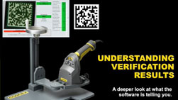 understanding barcode verification powerpoint title slide