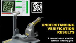 understanding barcode verification powerpoint title slide
